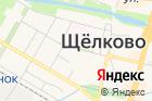 Магазин одежды наПарковой улице на карте