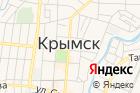 Управление образования, Администрация Крымского района на карте
