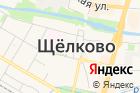 МОРОФСС, Московское Областное Региональное Отделение Фонда Социального Страхования РФ на карте