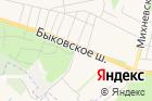 Шиномонтажная мастерская вМалаховке наБыковском шоссе на карте