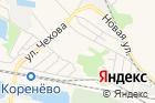 Красковская централизованная библиотечная система на карте