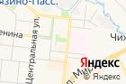 Парикмахерская воФрязино, наМосковской, 3 на карте