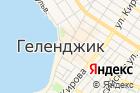 Геленджик-Оптика на карте