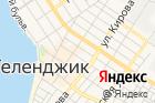 Отдел МВД России пог. Геленджику на карте