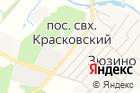 Быковское потребительское общество на карте