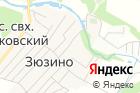Продуктовый магазин наЦентральной 62а на карте