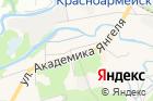Пушкинский отдел Управления Федеральной службы государственной регистрации, кадастра икартографии поМосковской области на карте
