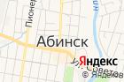 Управление земельных иимущественных отношений, Администрация Абинского городского поселения на карте
