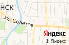 Управление ветеринарии Абинского района, ГБУ на карте