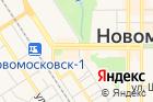 Роникс на карте