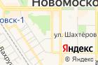НМК, Новомосковский музыкальный колледжим.М.И. Глинки на карте
