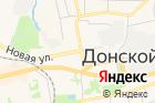 Ритуальное агентство в1-м Донском проезде на карте