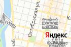 Избирательная комиссия Краснодарского края на карте