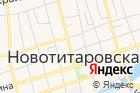 Теон на карте