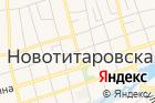Магазин овощей ифруктов наСоветской (Новотитаровская) на карте