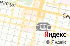 Сауна вгостинице Интурист-Краснодар на карте