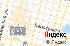 Семёновский пруд на карте