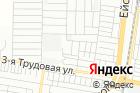 Сауна вГК Nord Avenue на карте