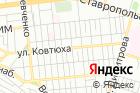 Сауна наПионерской улице на карте