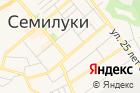 Семилукская санаторная школа-интернат на карте