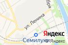 Администрация Семилукского муниципального района на карте