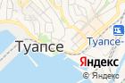 Туапсинский дворец культуры на карте