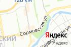 Косметологический кабинет натрассе Краснодар-Кропоткин на карте