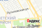 Путиловский на карте
