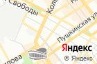 Партнер-регион на карте
