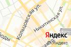 Центрально-Черноземный банк Сбербанка России на карте
