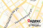 Среднемосковская на карте