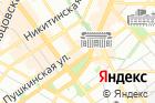 Воронежский государственный университет на карте