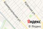 Шиномонтажная мастерская наКирпичной (Динская) 84 на карте