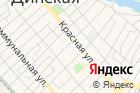 Центр гигиены иэпидемиологии вКраснодарском крае на карте