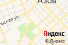 ЗАГСг. Азова на карте