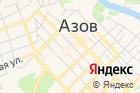 Бухарёв на карте