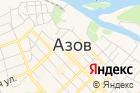 Сауна вAmaks Отель Азов на карте