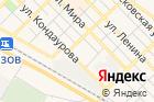 Аури-Спа на карте