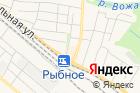 Егорьевская колбасно-гастрономическая фабрика на карте