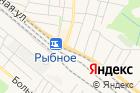 Рыбновский кадровый центр на карте