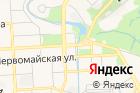 Отдел водных ресурсов поЛипецкой области Донского бассейнового водного управления на карте