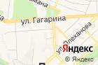 Белгородский университет кооперации, экономики иправа на карте