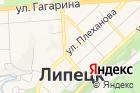 Магазин бытовой химии икосметики наулице Плеханова на карте