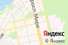 Газовый участок №6 на карте