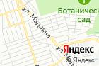 Сауна отеля Дюма на карте