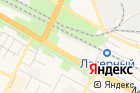 Московского района на карте