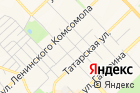 Парикмахерская наулице Стройкова на карте