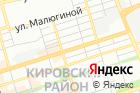Шиномонтажная мастерская наКрасноармейской улице на карте