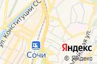 Сочинский финансово-юридический колледж на карте