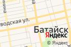 Гранит на карте